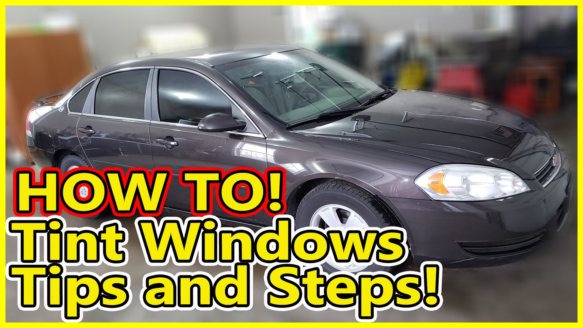 How To Tin A Live Stream With Some Tips And Tricks For Tinting Youtube Videos Tints Tinted Windows