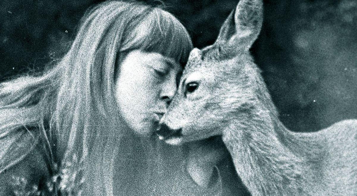 Jedno z najpopularniejszych zdjęć Simony Kossak, autorstwa Lecha Wilczka, trafiło na okładkę książki Saga Puszczy Białowieskiej