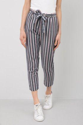 newest 88057 d50ad Pantaloni con cinta