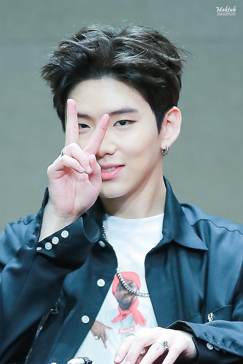 Mz kihyun ganteng kali   Monsta x, Monsta x wonho, Kihyun