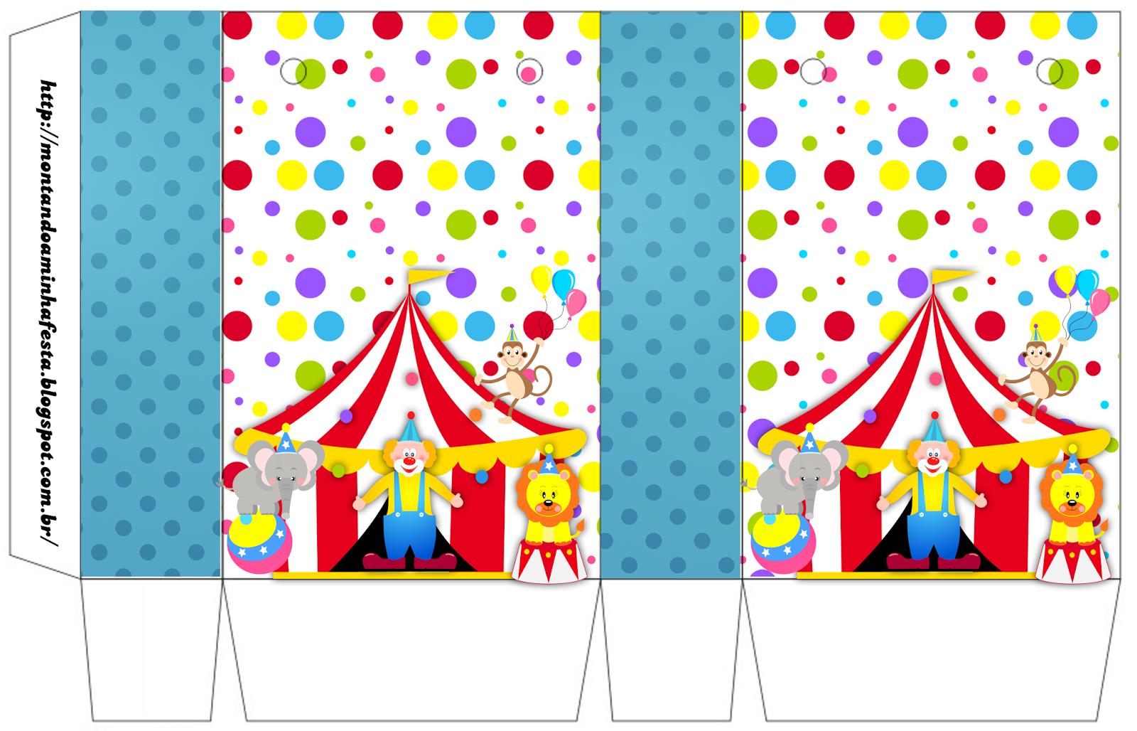 Kit Festa Circo Para Meninos Com Imagens Circo