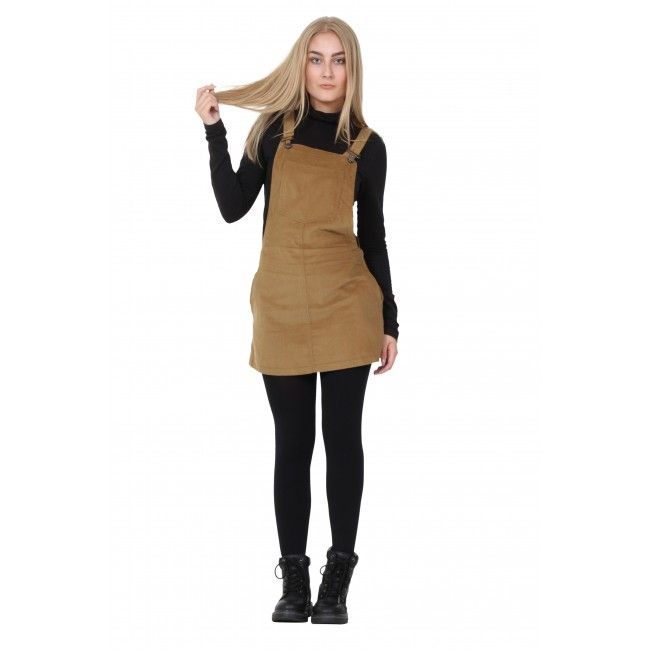 96fd8454ee Cute Corduroy Dungaree Dress. Great autumn choice. Available in other  colours.