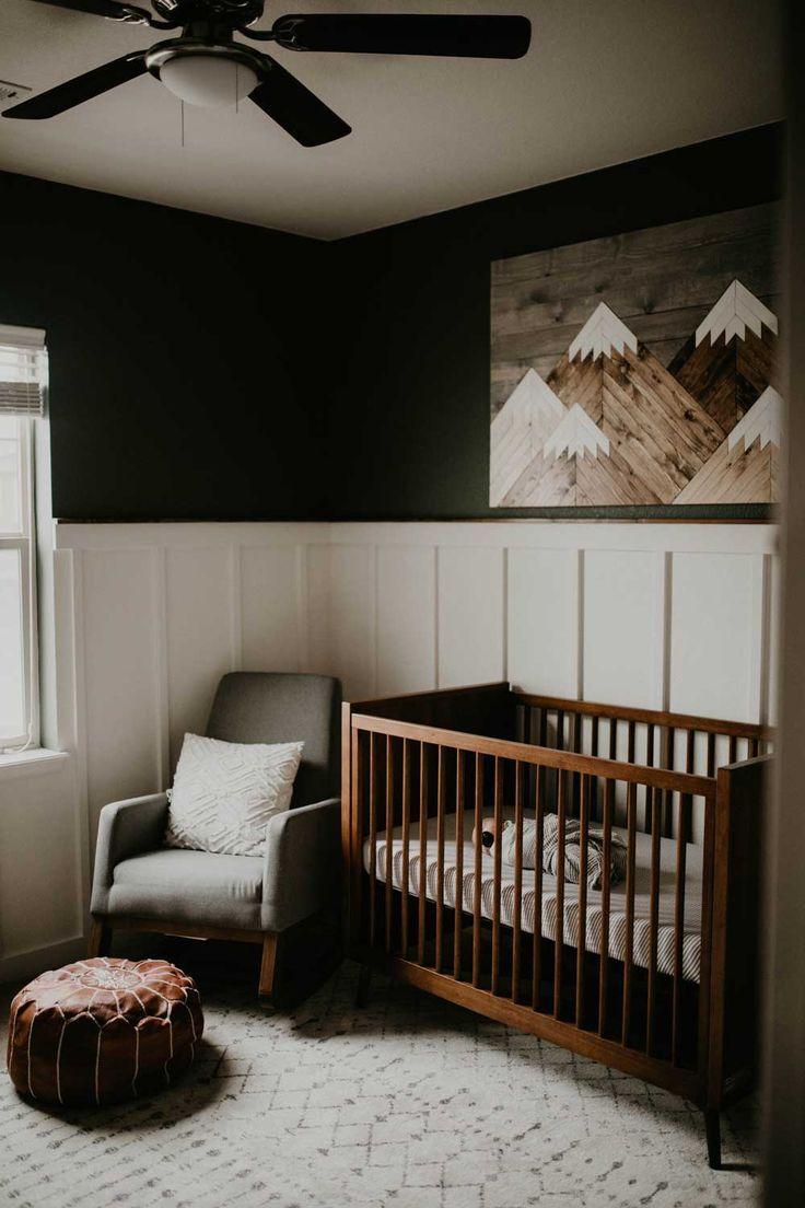 August's Nursery Tour