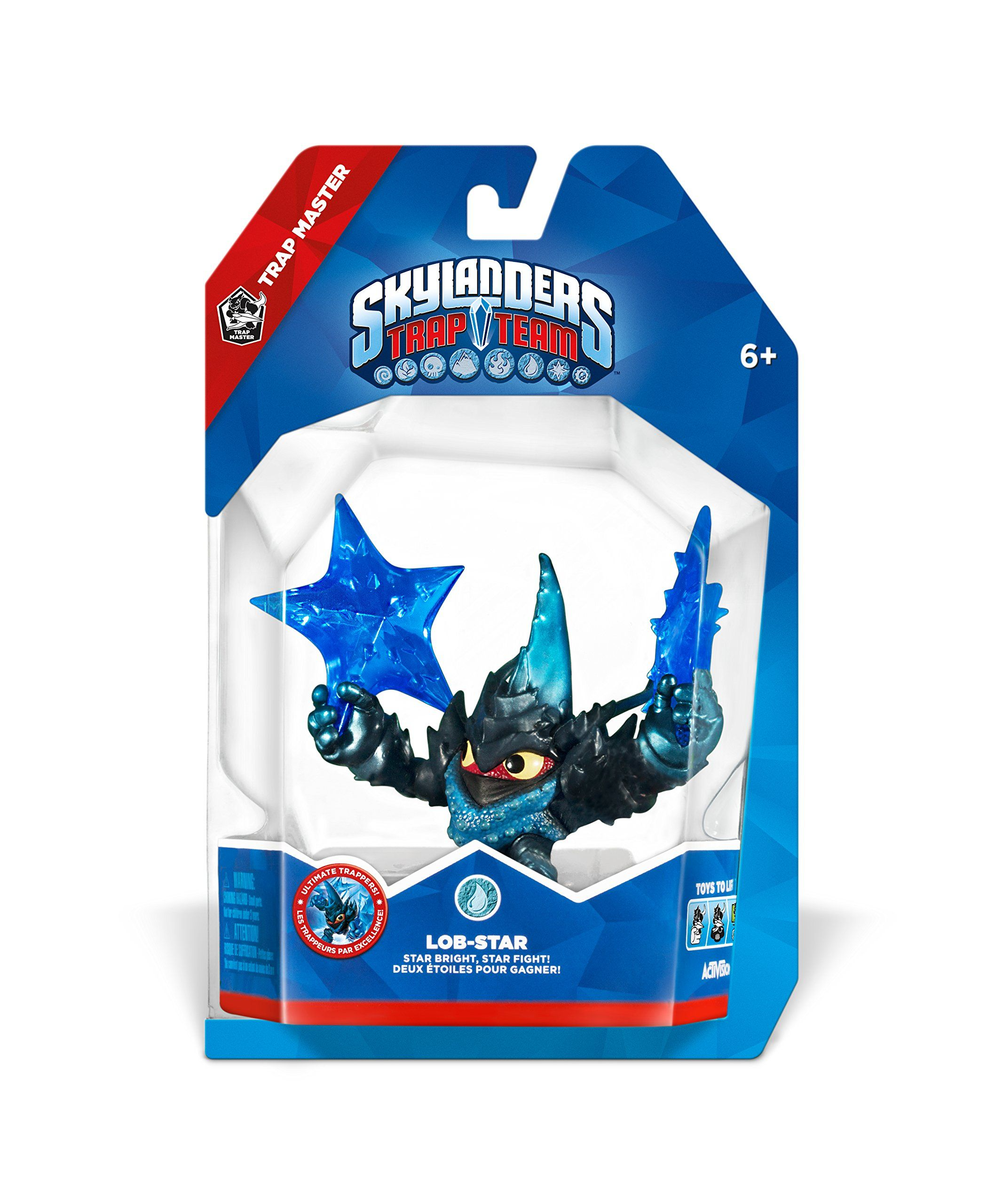 Skylanders Trap Team Trap Master Lobstar Character Pack Be Sure To Check Out This Awesome Product It Is Ama Skylanders Trap Team Skylanders Star Character