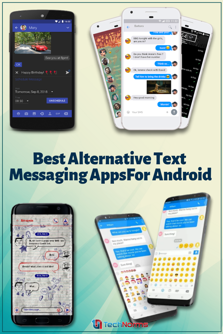 Best Messaging Apps for Android - Beat The Stock | Android