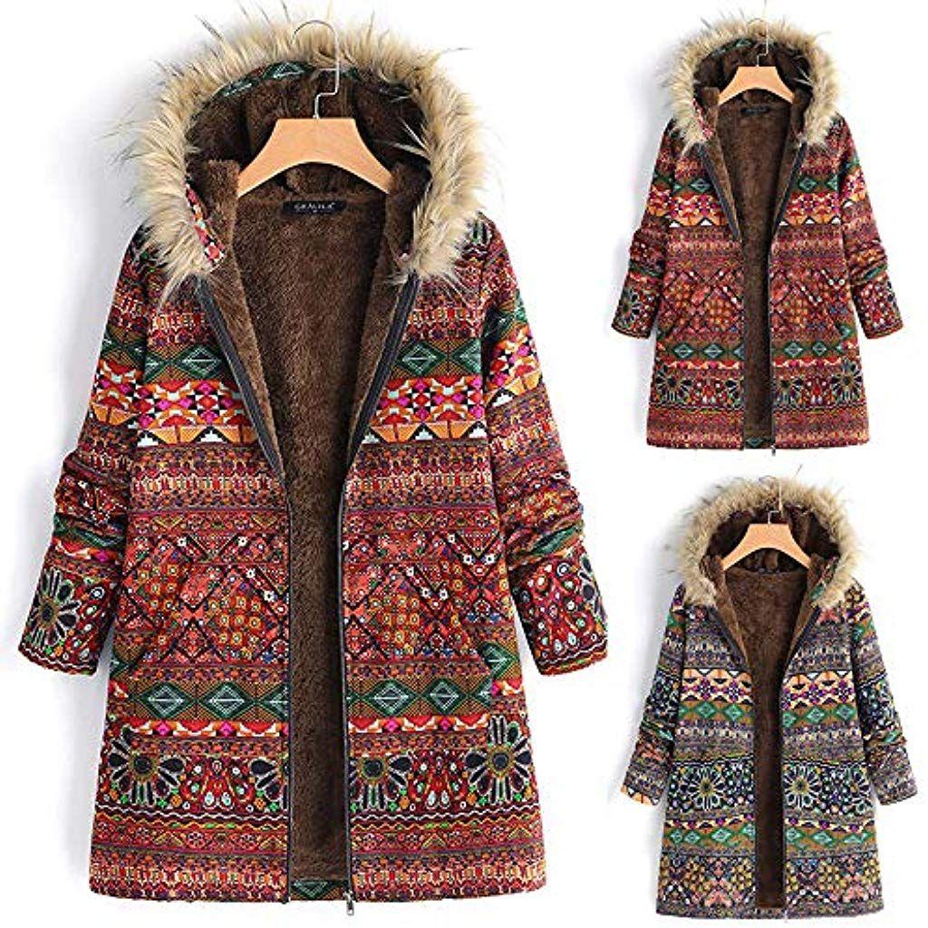 Giacca donna invernale cotone colorato pelliccia collo Military Style Cotton Parka cappotto