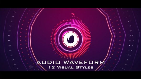 Audio Waveform Music React