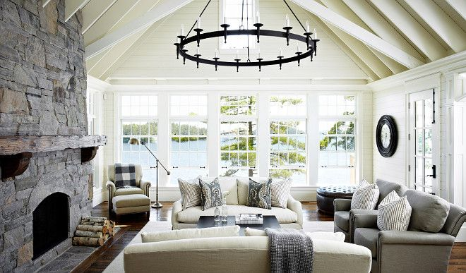 interior design ideas living room other sweet and house decorating | Living room. Living room features a vaulted ceiling ...