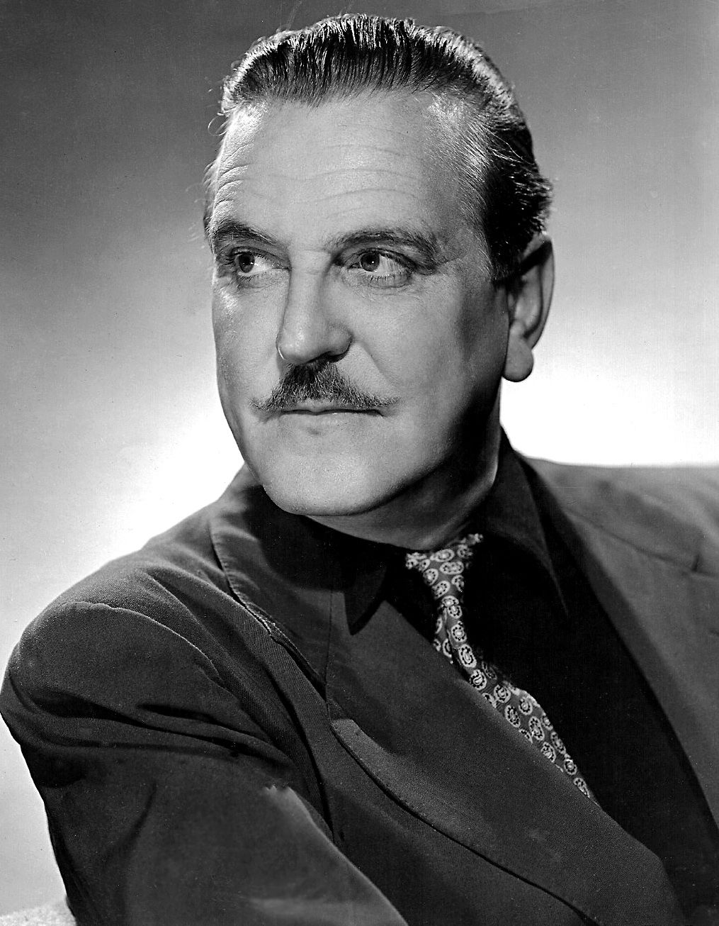 Frank Morgan ~ His Brother Ralph was also in several movies