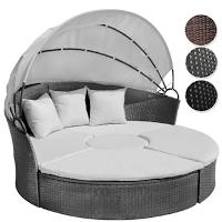 Un canapé en cercle pour le jardin modulable. | Chez nous ...