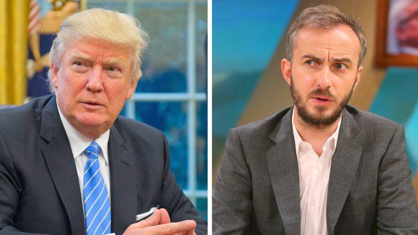 News-Tipp:  Imitator: Dieser US-Moderator verlieh Böhmermanns Germany second die Trump-Stimme - http://ift.tt/2lwXAvW #story