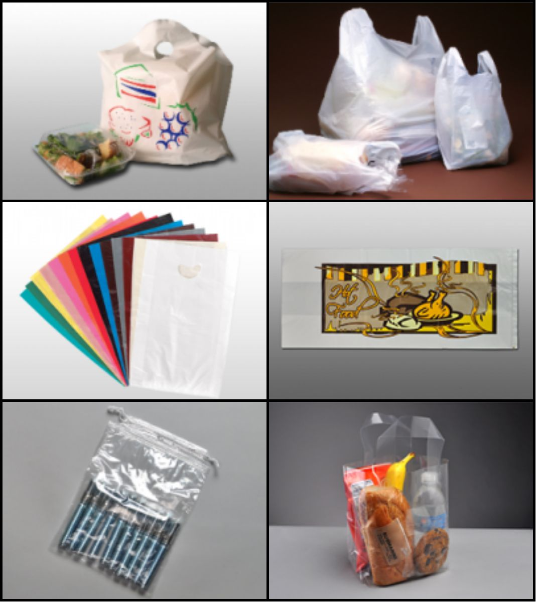 Universalplastic Is A Leading Plastic Bags Direct