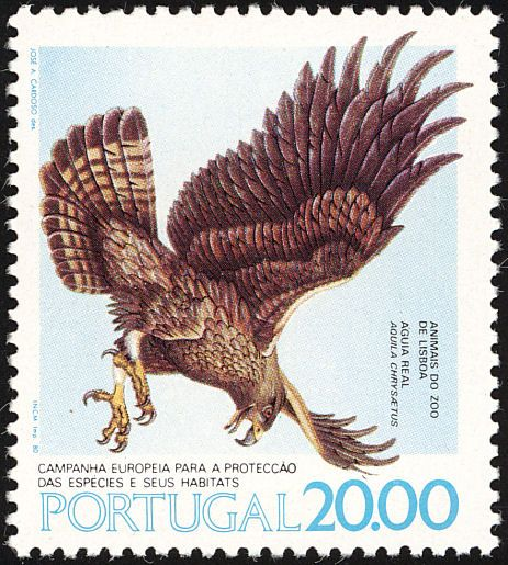 Golden Eagle Stamps