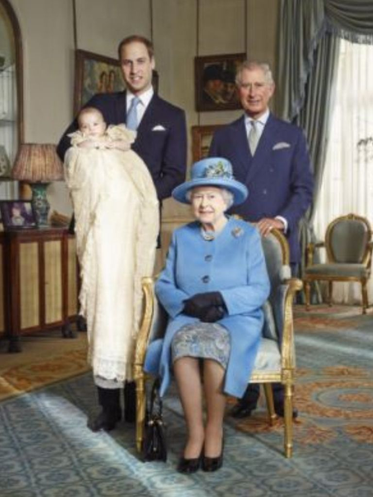 #Four generations #proud to be British