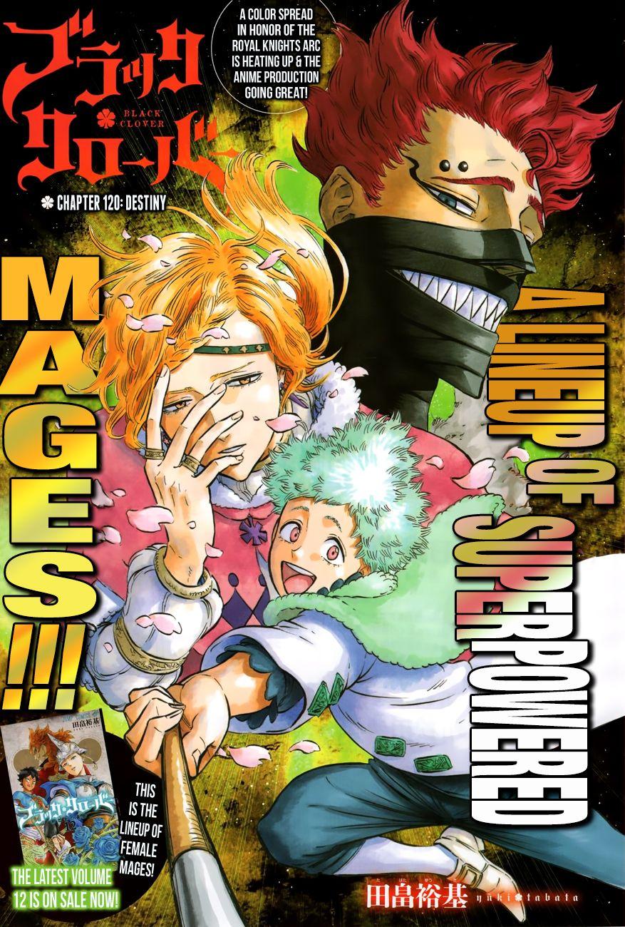 Black Clover Content Below Black Clover Manga Anime Manga