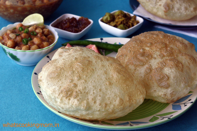 Nohutlu bhatura tarifi