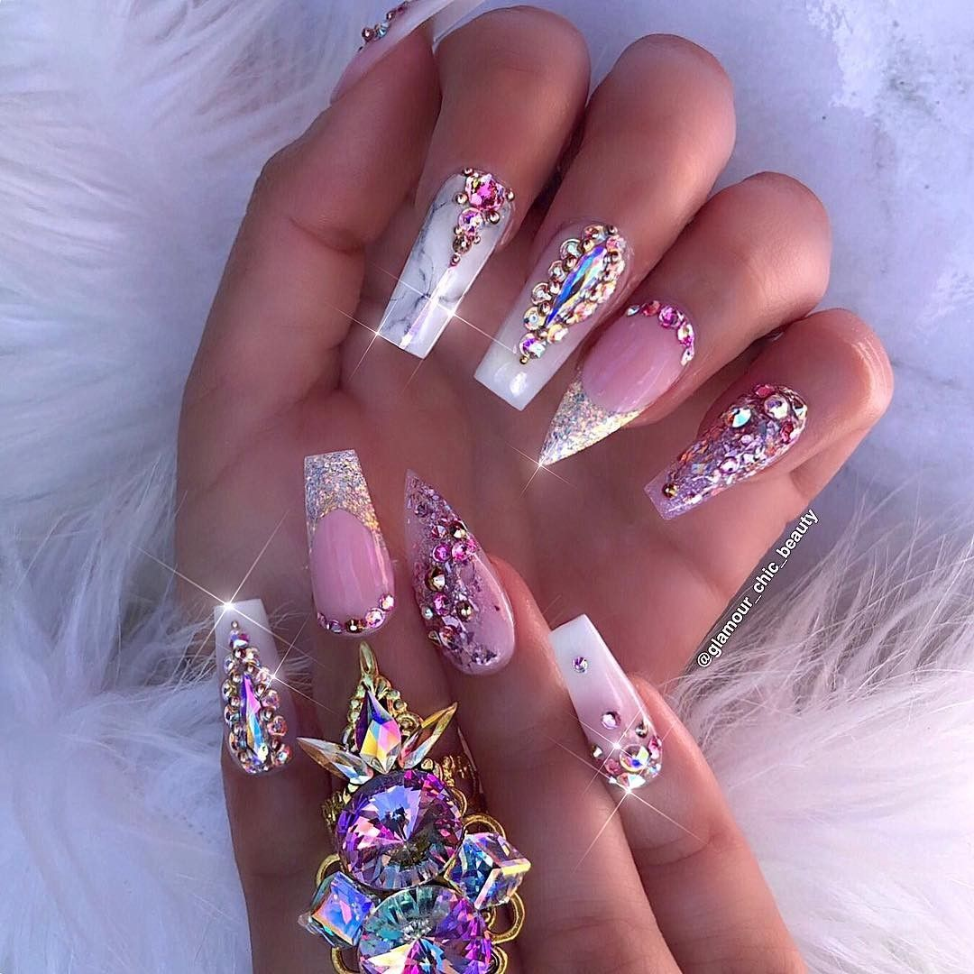 Pin by Nikki Mauney-williams on Nails by me!   Nails