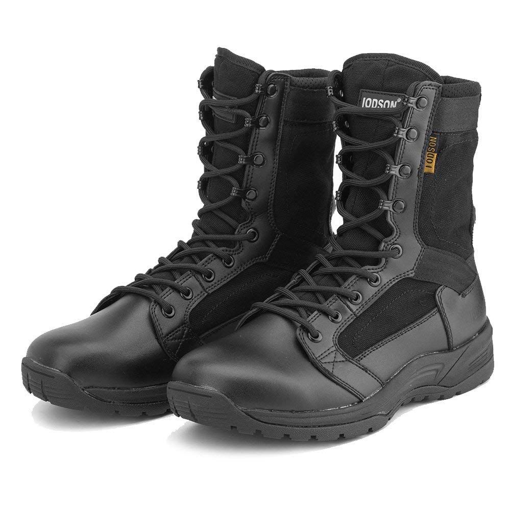 de6ffe63101 Affiliate] Amazon.com: IODSON Men's Ultralight Combat Boots ...