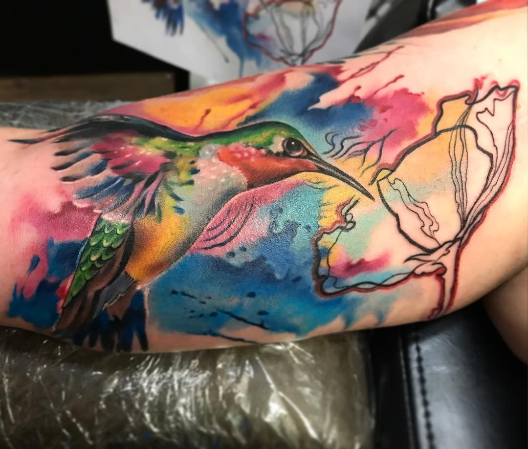 Richard garcia tattoo