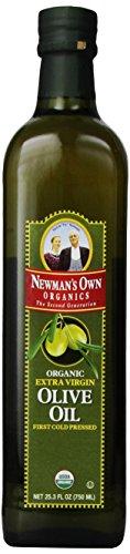 Newman's Own Organics Organic Olive Oil, 25.3 oz Newman's Own http://www.amazon.com/dp/B000QWAC78/ref=cm_sw_r_pi_dp_JnMdvb0HBF7HQ