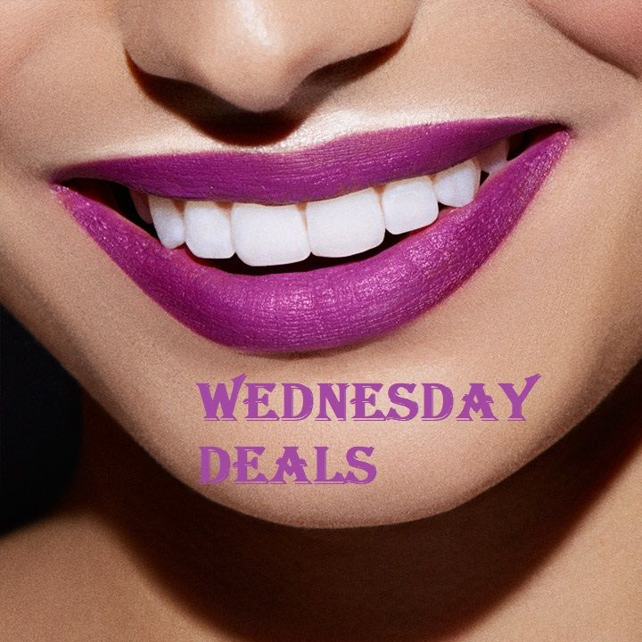 Wednesday Deals #beauty #makeup #skincare #fashion