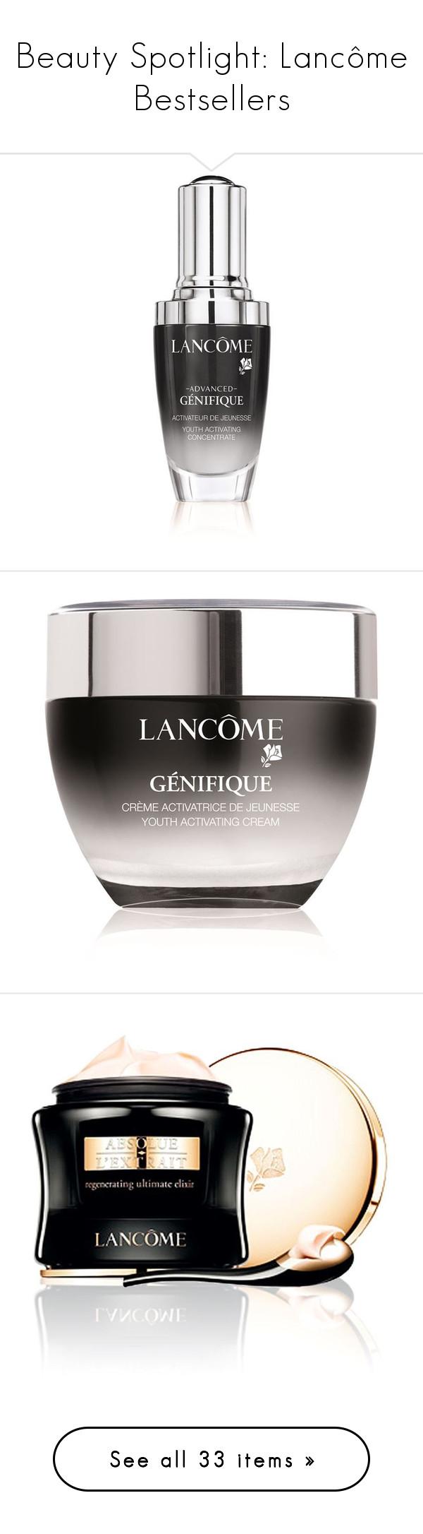 Beauty Spotlight Lancome Bestsellers Lancome Skincare Lancome Skin Care Solutions