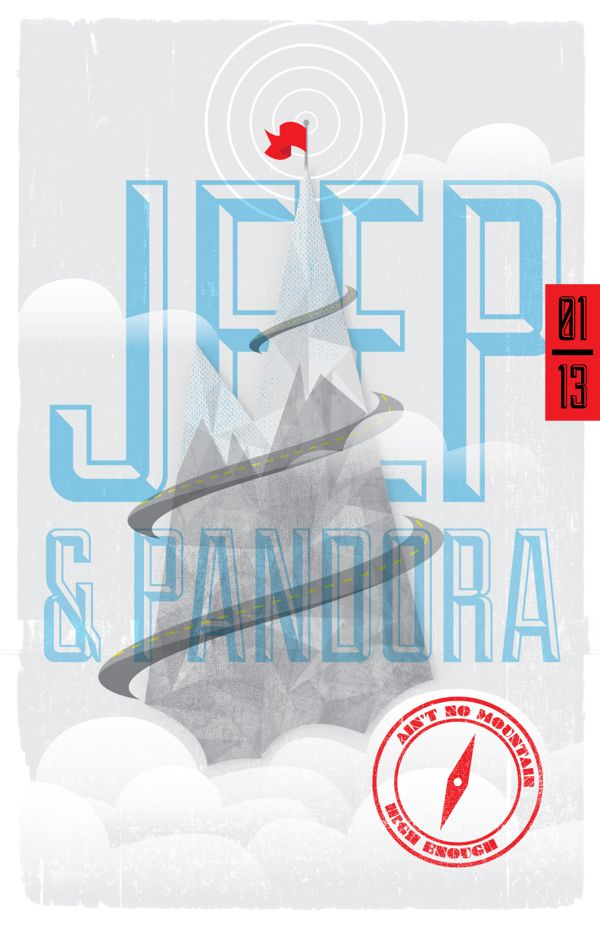 Jeep & Pandora