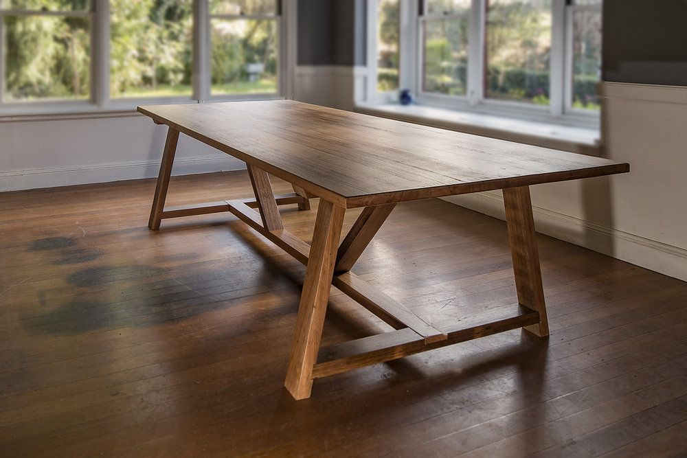 Oliver Throsby  Dining Tables  Custom Made Furniture  Sydney New Custom Made Dining Room Tables 2018