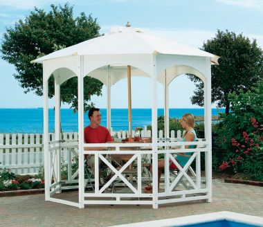 How To Build A Portable Gazebo As A Summer Project