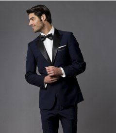 Blue Tuxedo Custom Design Your Own Tailor Made Suit