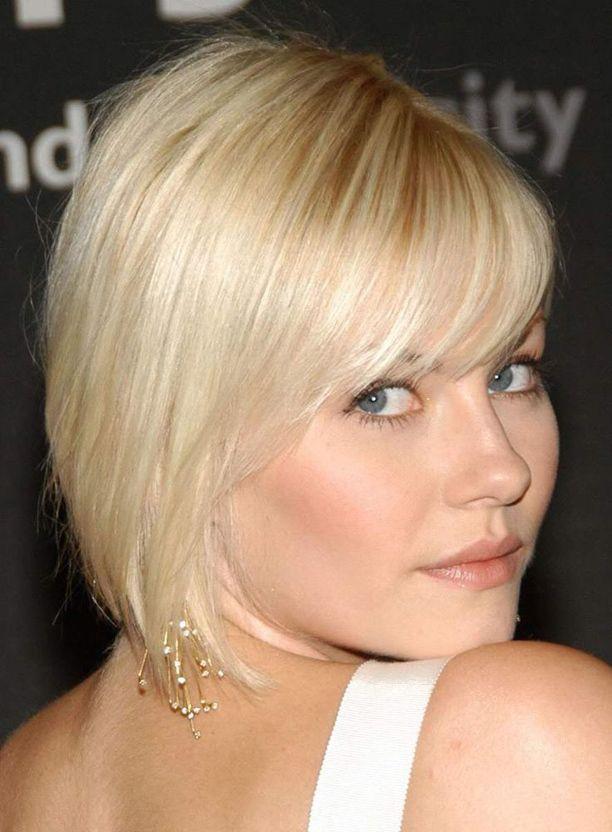 Frisuren kurz blond feines haar
