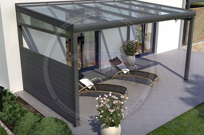 seitenwand rexocover terrassendach seitenwand nach ma blogartikel veranda auvent. Black Bedroom Furniture Sets. Home Design Ideas