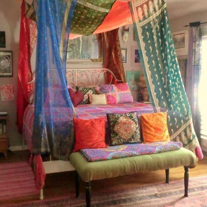 37+characteristics of bohemian bedroom decor hippie bohemia 144 images