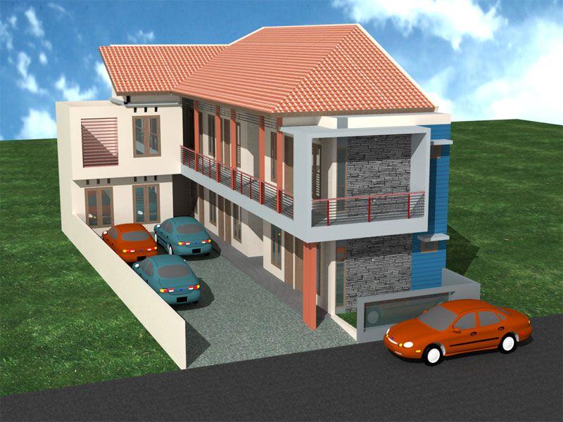 bentuk atap rumah minimalis & bentuk atap rumah minimalis | Rumah Minimalis | Pinterest | Design ...