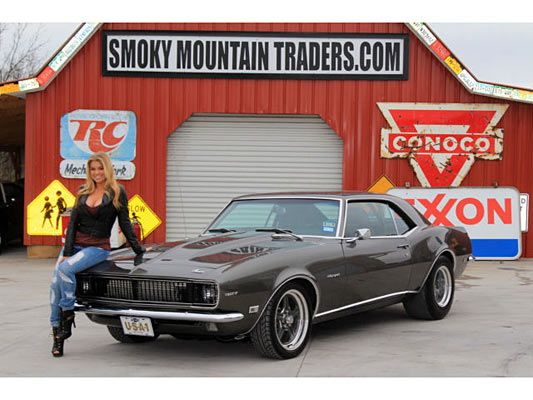 1968 Chevrolet Camaro RS Pro Touring LS Click To Find Out More   Http:/