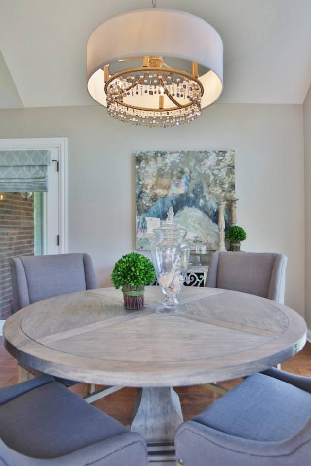 The Harper Pendant By Capital Lighting Fixture Company! Photo Credit To Set  The Stage.
