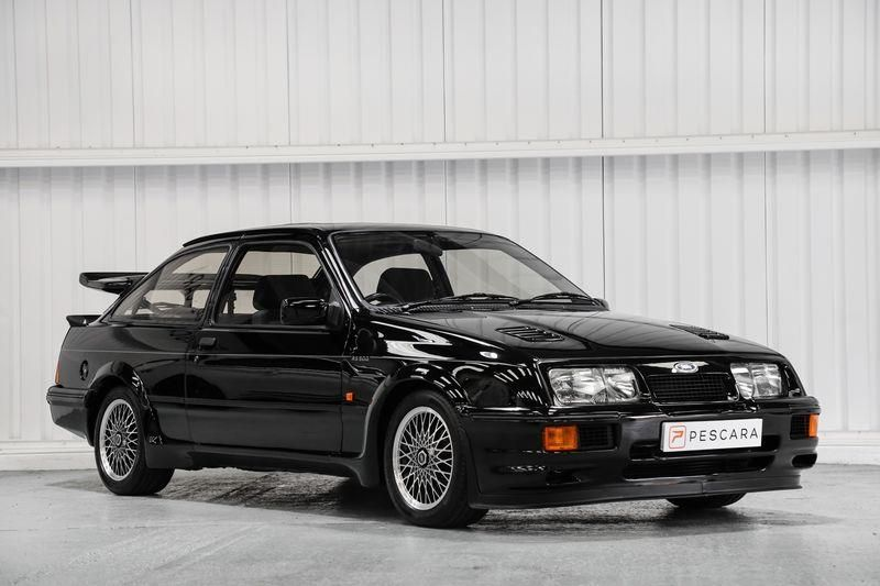 Used 1987 Ford Sierra For Sale In West Sussex Pistonheads With