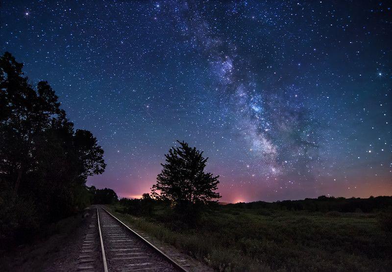 Landscape Astrophotography Miketaylorphoto Astrophotography Landscape Night Photography