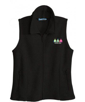 Ladies Micro Fleece Vest