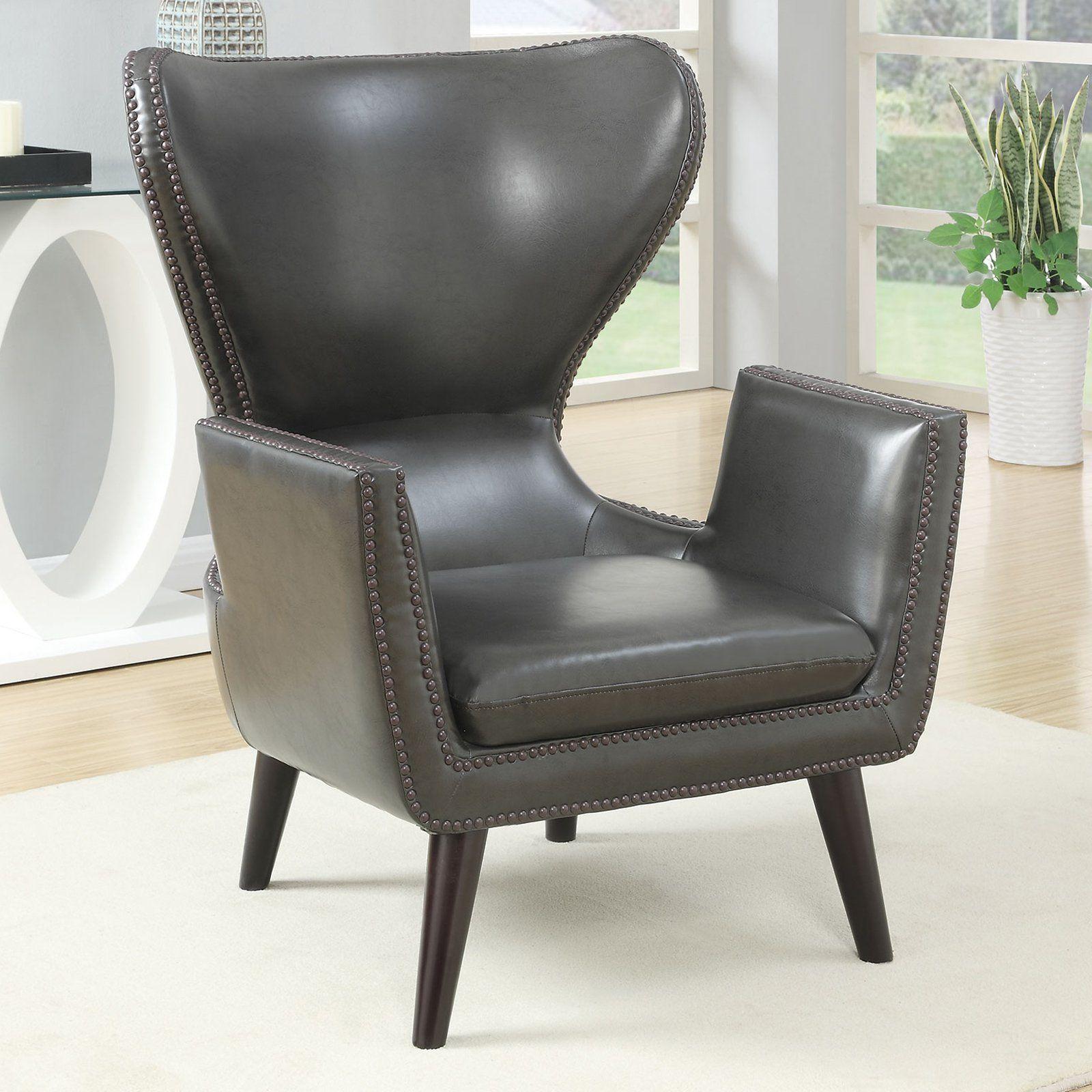 Coaster Furniture El Segundo Wingback Chair 902409
