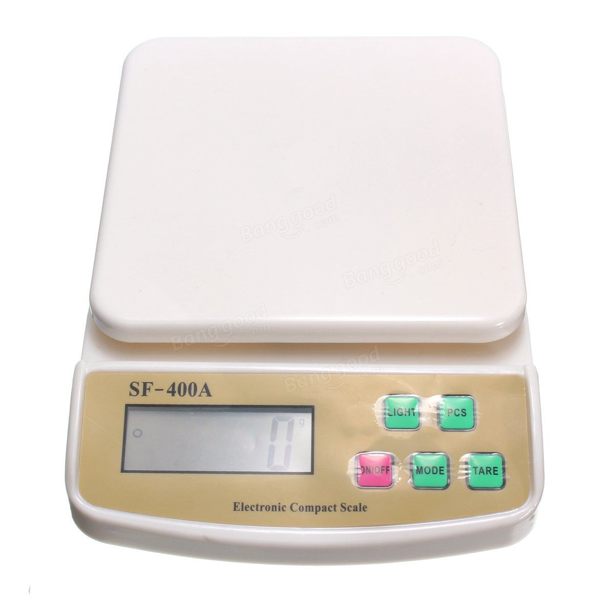 10kg/1g SF 400A Digital Scale For Household Electronic Kitchen Scale  Weighingu2026