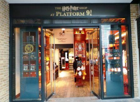 harry potter store london