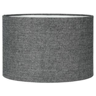 Buy heart of house larkhall textured shade black and grey at argos buy heart of house larkhall textured shade black and grey at argos aloadofball Images