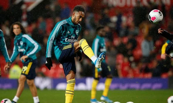 Man Utd 11 Arsenal AS IT HAPPENED PierreEmerick
