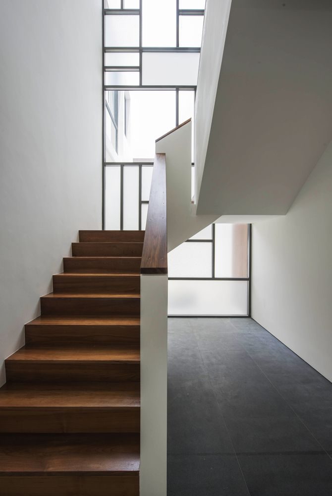 Gallery Of Box House Ming Architects 3 Box Houses House Staircase House Plans