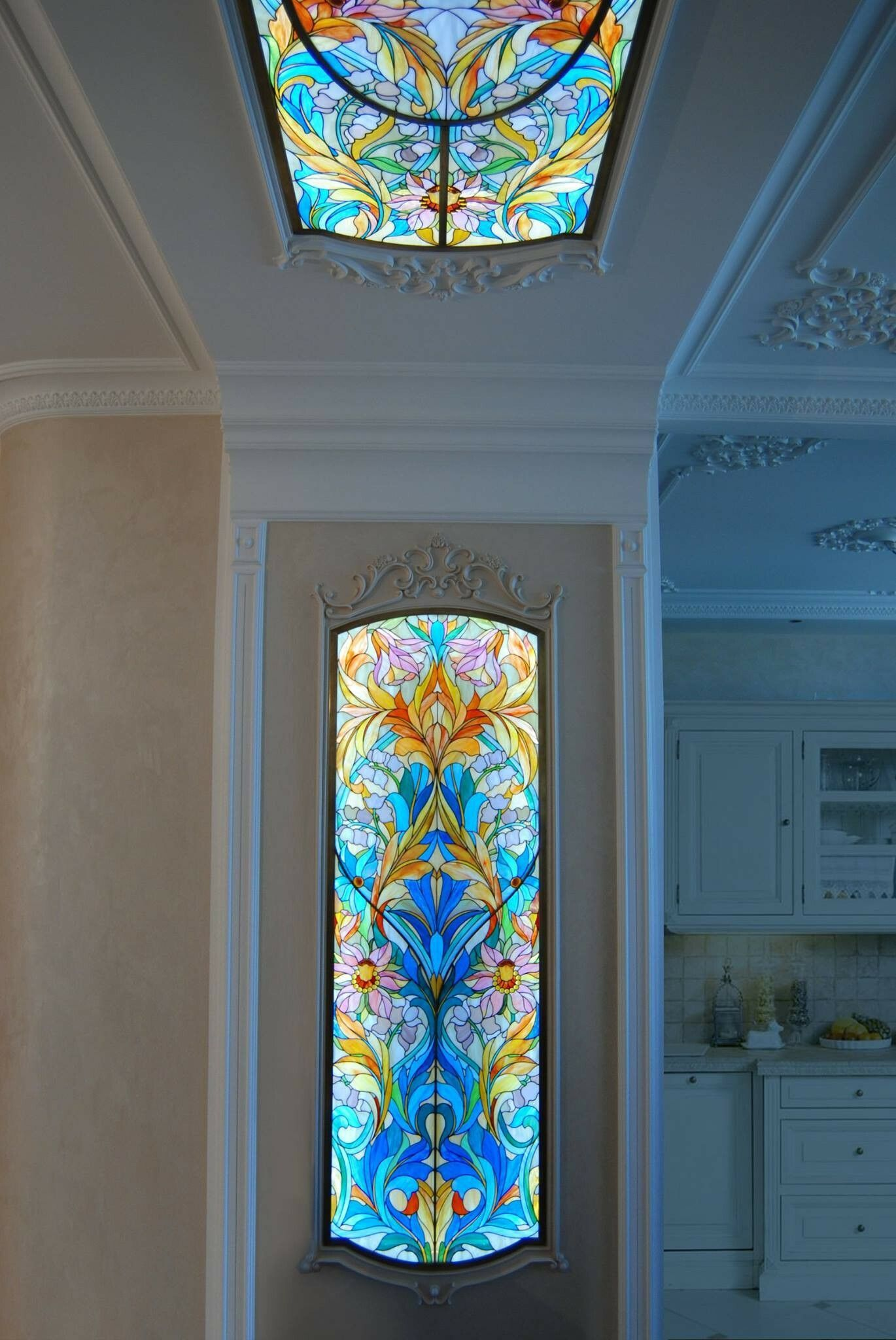 7df5508dd9a6e39d382cdfd826f5bf23 Jpg 1 370 2 048 Pixels Stained Glass Door Stained Glass Designs Stained Glass Art