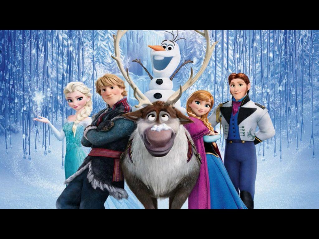 Frozen characters!! Frozen movie Pinterest Frozen