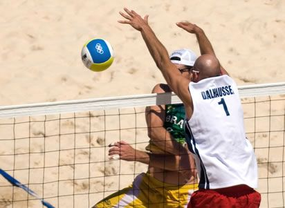 Raaaaah Beach Volleyball Volleyball Volley