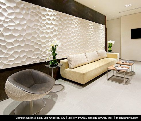 Interlockingrock Panels For Large Scale Walls Modulararts 3d Wall Panels Textured Wall Panels Wall Paneling