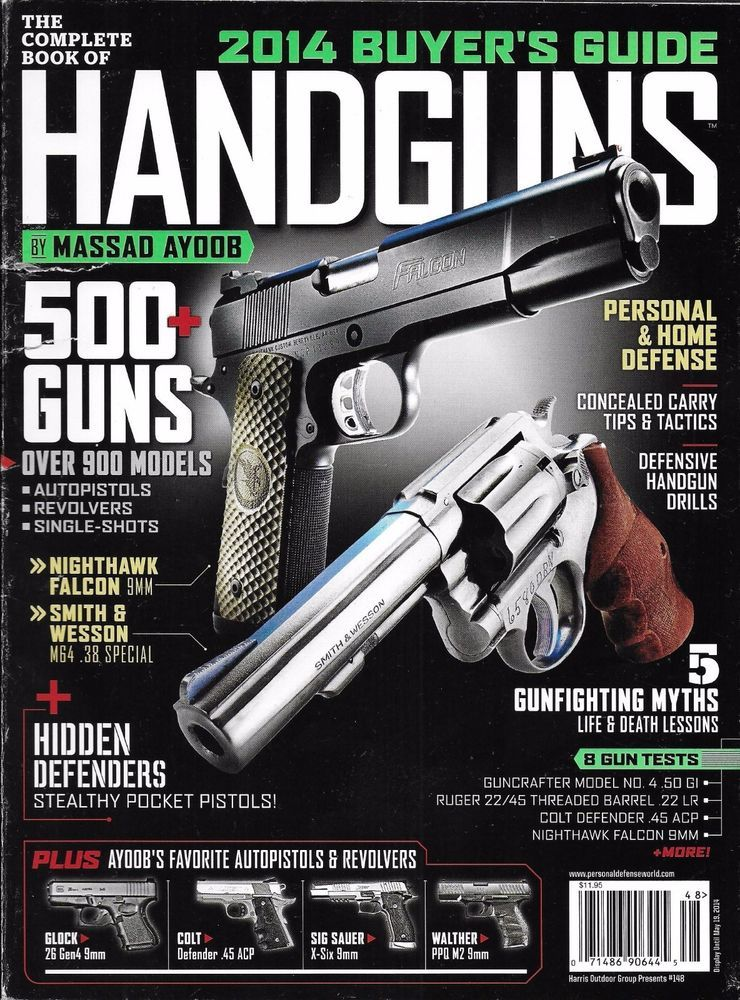 handguns buyer s guide magazine revolvers auto pistols smith and rh pinterest com Buyers Guide.pdf Stevens Point Buyer's Guide